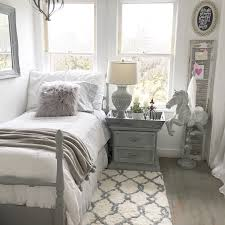 teen girl s bedroom style easy chalk paint recipe hallstrom home i bought target bedding for my teen girls bedroom style the bed skirt was custom
