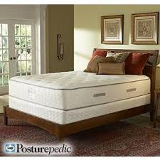 amazon com barryton plush queen mattress sealy posturepedic