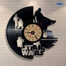 online get cheap star wars clock wall aliexpress com alibaba group