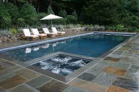 pool friendly patio materials