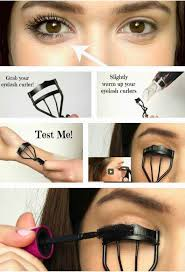 How To Curl Your Eyelashes 10 Smart Life Changing Hacks That Every Should Know