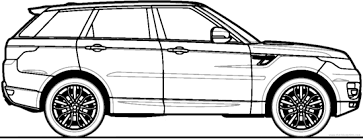 range rover sketch how to draw a car land rover 28 images range rover drawing