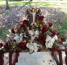 Cemetery Christmas Decorations The 66 Best Images About Floral Arrangements For Shelby On