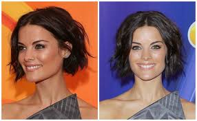 best layered hairstyles for sagging jawline how to tell if you d look good in short hair