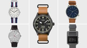 Best Rugged Watches The 20 Best Men U0027s Watches Under 100 Hiconsumption