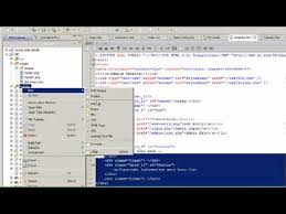 create a simple php template system youtube