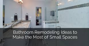 bathroom remodeling ideas for small spaces bathroom remodeling ideas to make the most of small spaces home
