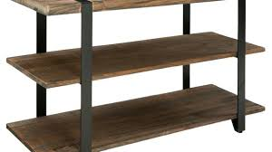 rustic x console table rustic console table furniture reclaimed wood media console table