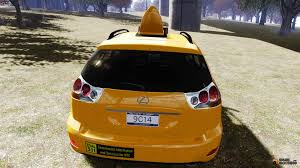 lexus new york service lexus rx400 new york taxi for gta 4