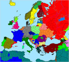 Maps Of Europe by Ethnic Map Of Europe Thefreebiedepot