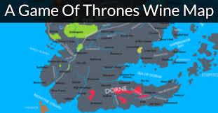 map of arbor the of thrones wine map the wines of westeros vinepair