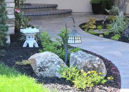 images about yard boulder grouping on pinterest front yards