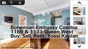 one bedroom condo beautiful one bedroom condo for sale at 1171 queen west bohemian