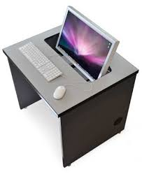 Compact Computer Desk For Imac Apple Inspired Home Office Furniture Design Reviver Web Design