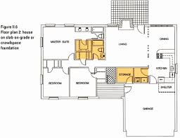 slab floor plans slab house plans fresh small 3 bedroom house floor plans design slab
