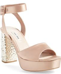 wedding shoes platform 8 designer brands for wedding shoes walk the aisle in style