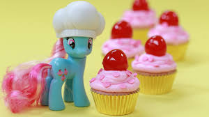 my little pony cutie cupcakes ft austin mahone nerdy nummies