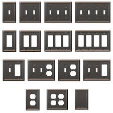light switch covers 3 toggle 1 rocker lighting design ideas light switch plates bronze wall switch plate