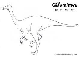 dinosaur coloring giganotosaurus pages eson