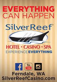 Silver Reef Casino Buffet by Mt Baker Map Mount Baker Map Mt Baker Regional Map