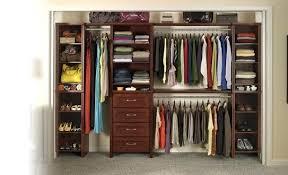 closet organizers home depot closetmaid organizer kit install
