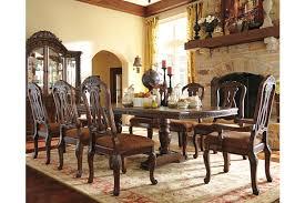 North Shore Dark Brown Sofa North Shore Table And Base Ashley Furniture Homestore