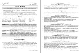 Computer Technician Resume Sample Desktop Support Resume Resume For Your Job Application