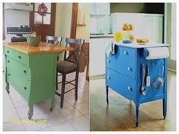 Repurposed Dresser Kitchen Island - dresser beautiful repurpose old dresser mirror repurpose old