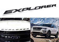 2013 ford explorer upgrades 2013 ford explorer accessories ebay