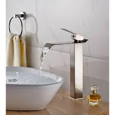 Bathroom Vessel Sink Faucets by Brushed Nickel Bathroom Vessel Sink Faucet