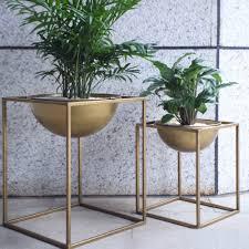 Square Planter Pots by Online Get Cheap Square Metal Plant Pots Aliexpress Com Alibaba