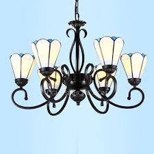 Chandeliers Ls 6 Light Wrought Iron Style Chandeliers