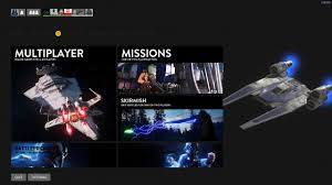 Two Dark Ui - ui overhaul mod and dark menus mod star wars battlefront youtube