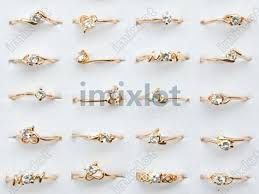 aliexpress buy wedding gifts18k gold plated wide mixed 100 pcs lot high quality classic 18k gold plated zircon