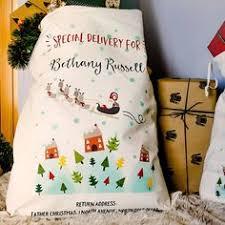 sacks the best santa sack kraft paper