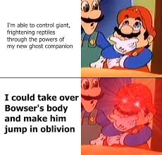 Super Mario Memes - super mario odyssey is very fun 9 10 meme by danklord9999 memedroid