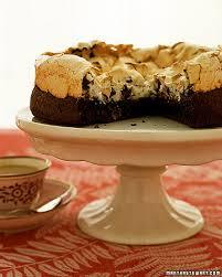 best chocolate cake recipes chocolate meringue meringue cake