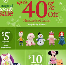 disney store sale up to 40 hundreds of items cheaps
