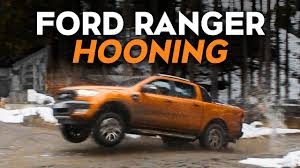 2016 ford ranger wildtrak test drive never says never hooning a new ford ranger pickup off road youtube