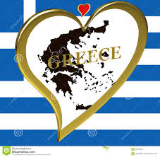 Map Of Greece by Map Of Greece Royalty Free Stock Images Image 23537629