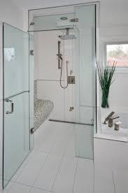 sitzbank für badezimmer ebenerdige dusche in 55 attraktiven modernen badezimmern
