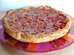 cuisiner poivron quiche au poivron tartes sans fromage