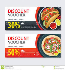 food templates free download discount voucher mexican food template design set of kebab stock discount voucher mexican food template design set of kebab stock vector