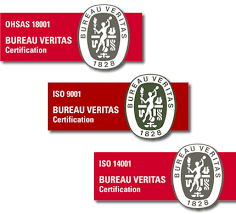 bureau veritas certification logo health safety quality and environment policies hsqe