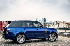 range rover blue kahn range rover 600 le bali blue luxury edition все про