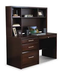 reed 2 piece desk espresso leon u0027s