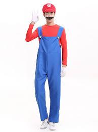 mario luigi costumes super mario bros brothers halloween costume