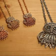 owl jewelry necklace images Bergdorf goodman jewelry kelly bensimon owl necklace retail 275 jpg