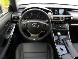 lexus interior 2014 2014 lexus is350 f sport awd review cars photos test drives
