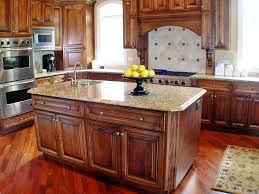 Kitchen Cart With Cabinet Dark Kitchen Cabinets With Dark Wood Floors Pictures Natural